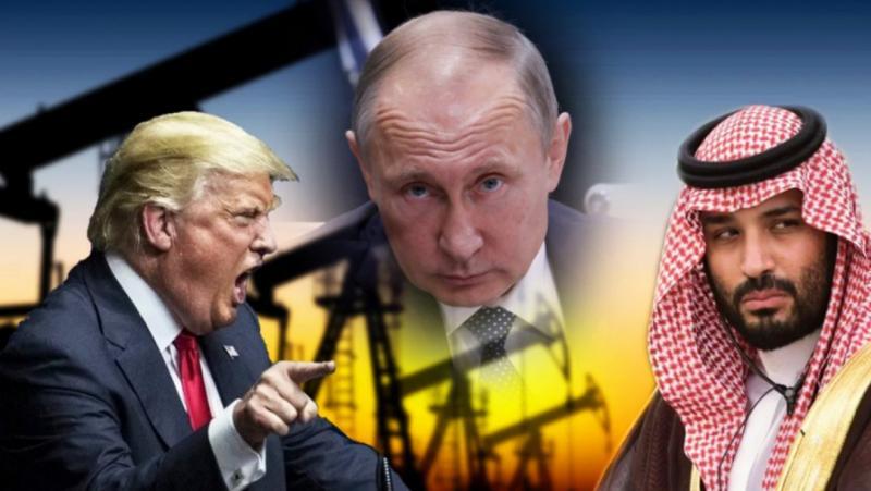 Саудитска Арабия, грешка, пазар, петрол