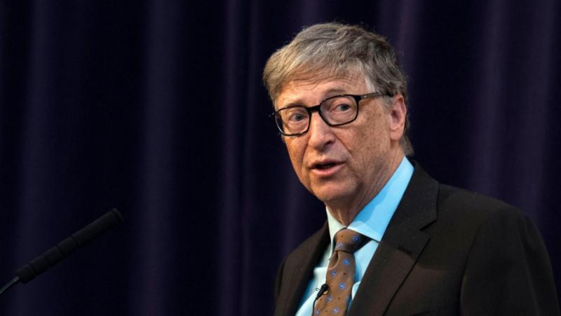 Бил Гейтс, закрива, Щатите