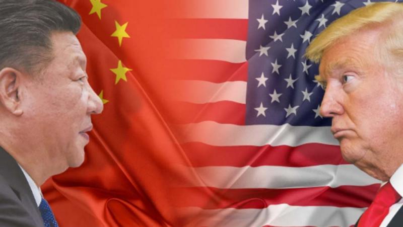 Китай, изнудвания, САЩ