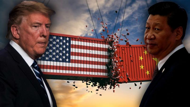 Война, САЩ, Китай