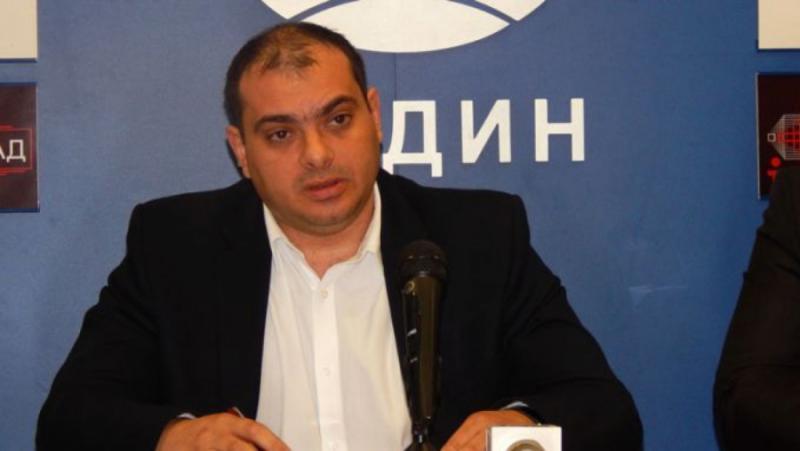 БСП-Видин, отне, права, Филип Попов, партийни длъжности