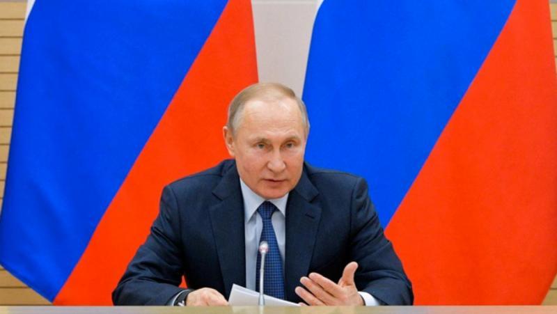 Трета световна война, Русия, Путин