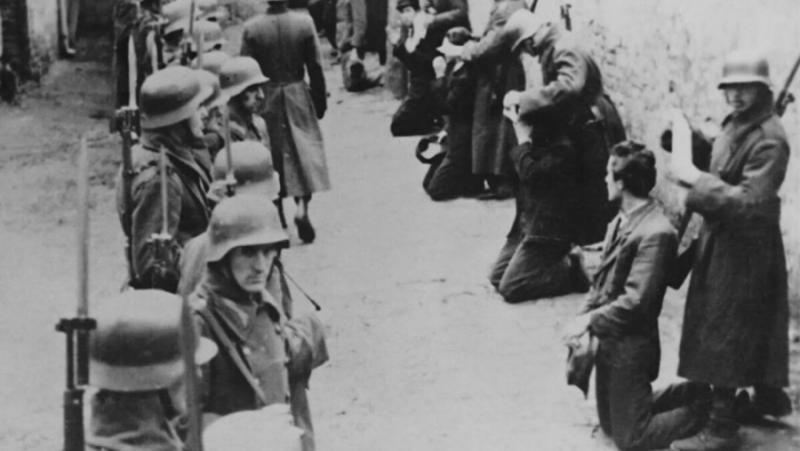 Война, Хитлер, победил