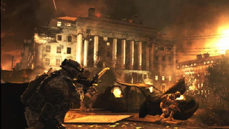 Черната война, САЩ, лошото, предстои