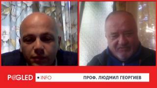 Людмил Георгиев, държавата, България, езикът, славянски, лудост, шизофрения