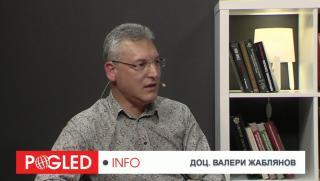 Валери Жаблянов, БСП, взаимодействие, антикомунистически политически субекти