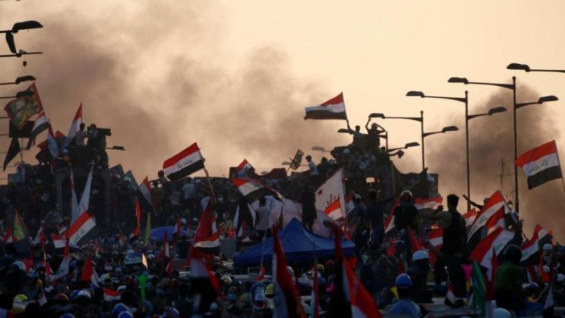 САЩ, напускане, Ирак