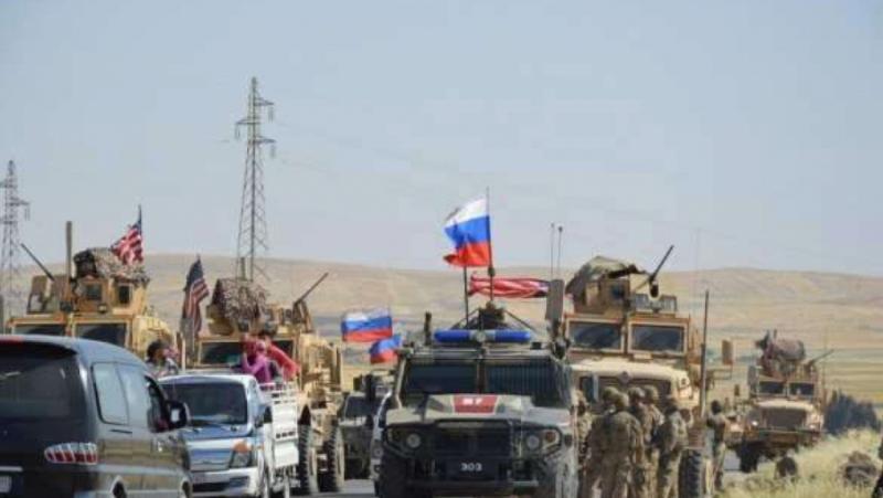 Американска специална група, Сирия, дискредитира, руската армия