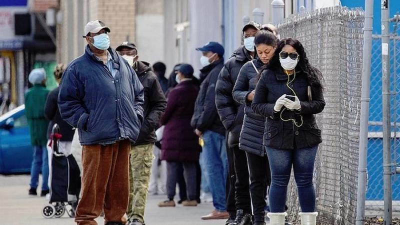 The Guardian, Пандемия, имуществено неравенство, САЩ