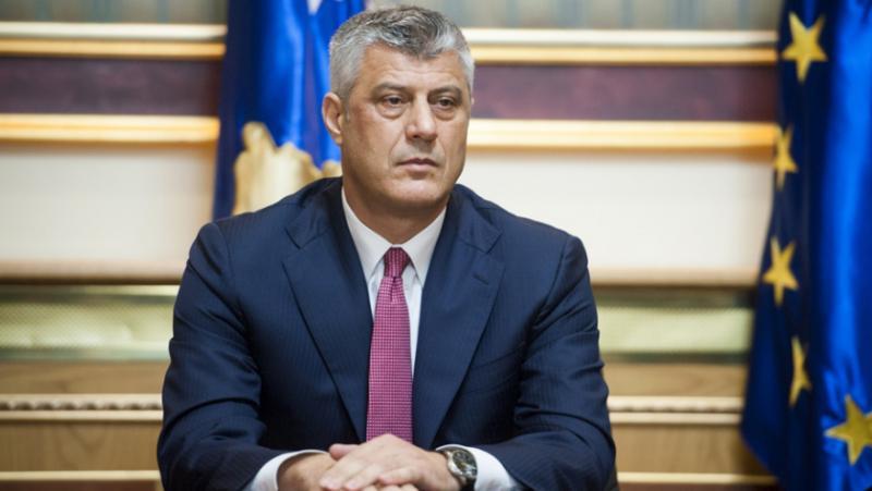 Обвинение, Тачи, нежизнеспособност, косовски проект