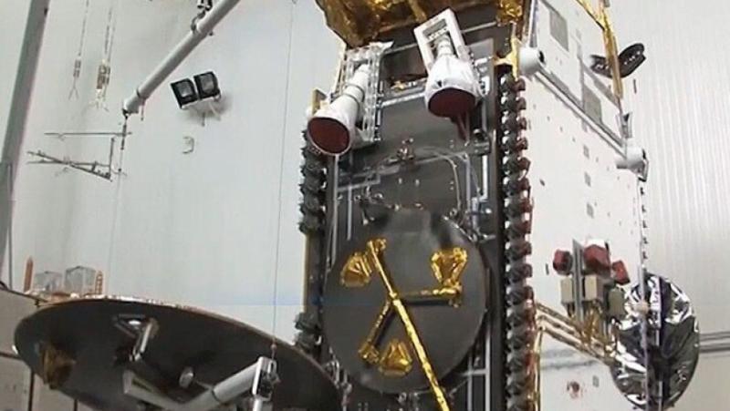 Главнокомандващ, аерокосмически сили, срок, тестове, космически комплекс Благовест