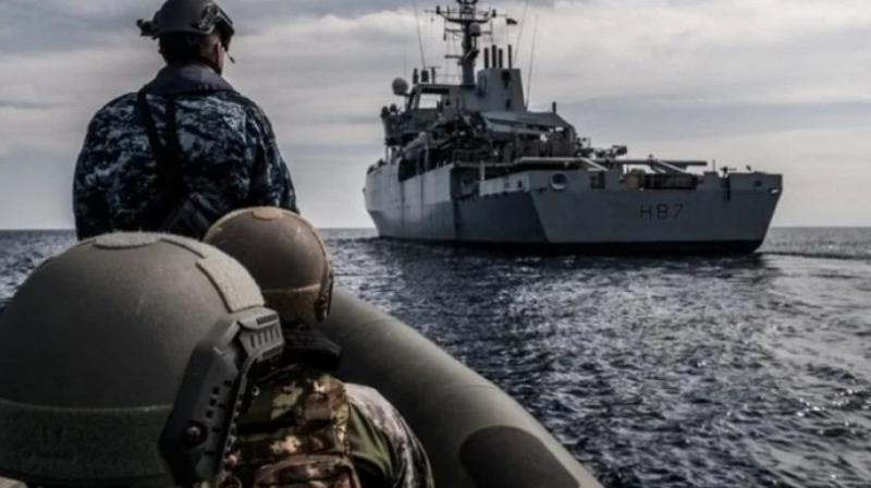 Le Monde, скарване, Турция, Франция, НАТО, подкрепа, Средиземно море