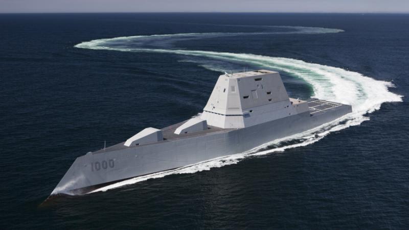 Пентагона, морски бели слонове, балистични ракети