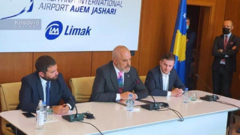 Албанско прикритие, САЩ, помагат, косовски престъпници