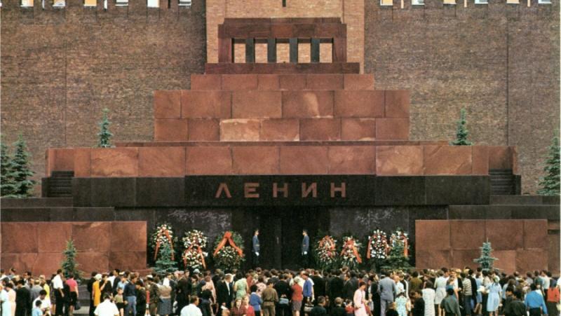 Guardian, мавзолей, Ленин, Москва