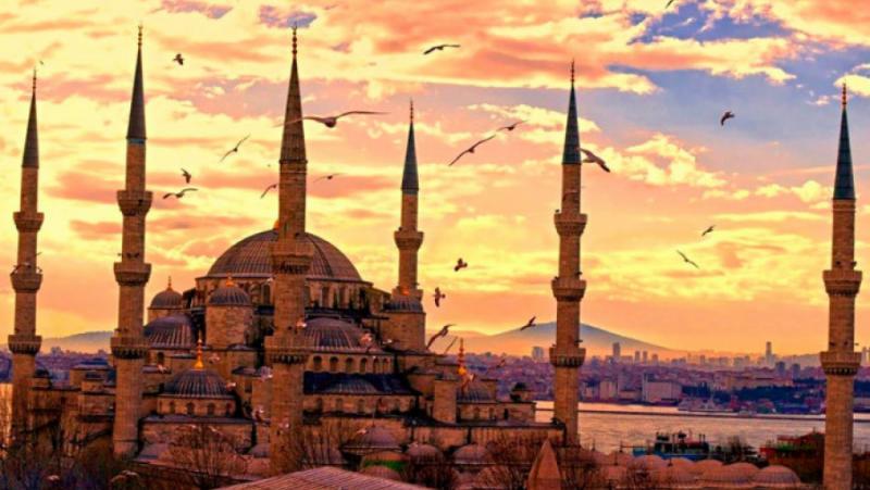 Ердоган, джамията, Света София