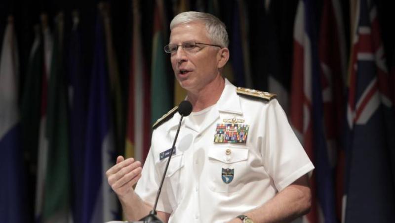 Washington Examiner, Американски адмирал, Китай, Русия, усвояват, задния двор, САЩ