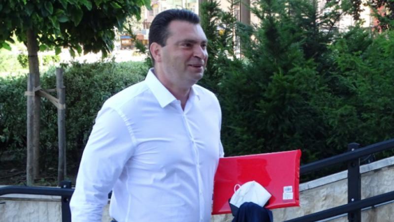 Калоян Паргов, избран, председател, ГС на БСП-София