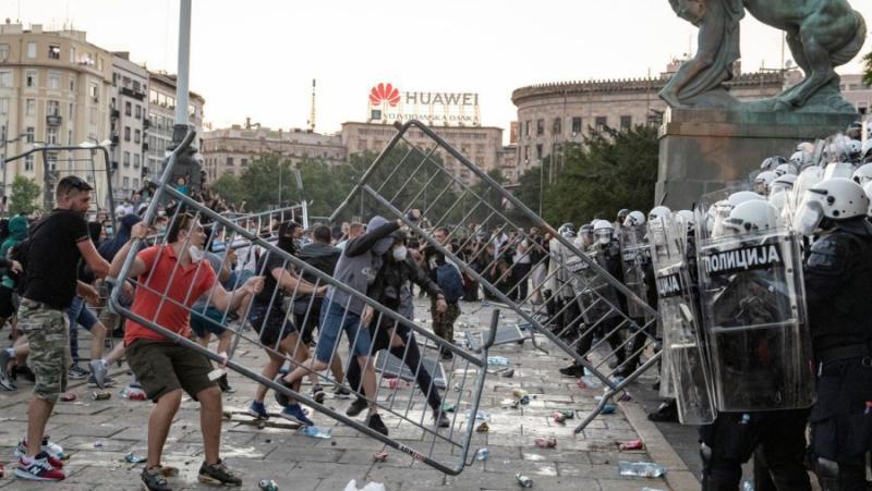 Безредици, Сърбия, причини, режисьори, изпълнители