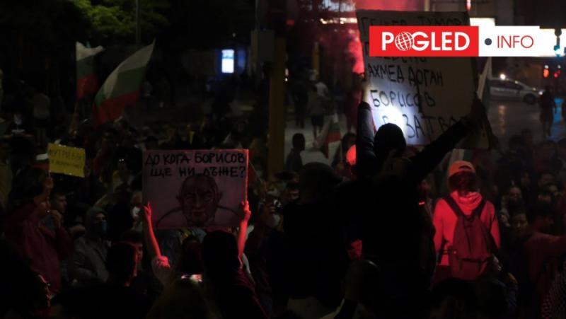 протести, правителство, Бойко Борисов, Гешев