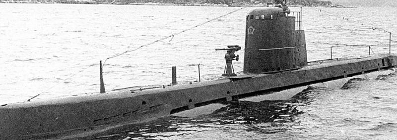 Тайни, Балтийско море, съветски подводници