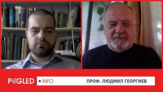 Людмил Георгиев, протести, оставка, ГЕРБ, правителство, ексцесии