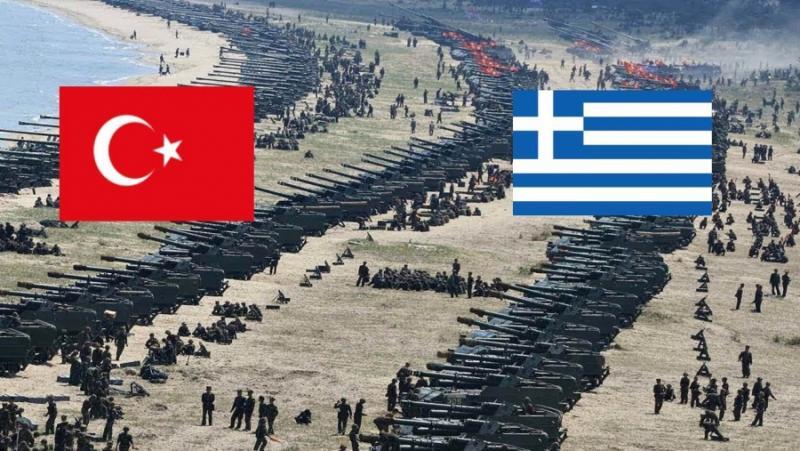 Средиземноморски остров, война