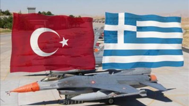 Военното съотношение, Турция, Гърция