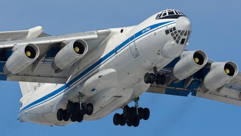 Два самолета, Министерството на извънредните ситуации, Русия, Бейрут