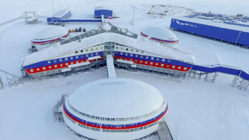 Русия, уверена, Арктика