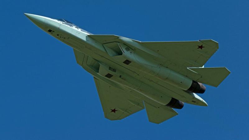Доставки, Су-57, руските аерокосмически сили