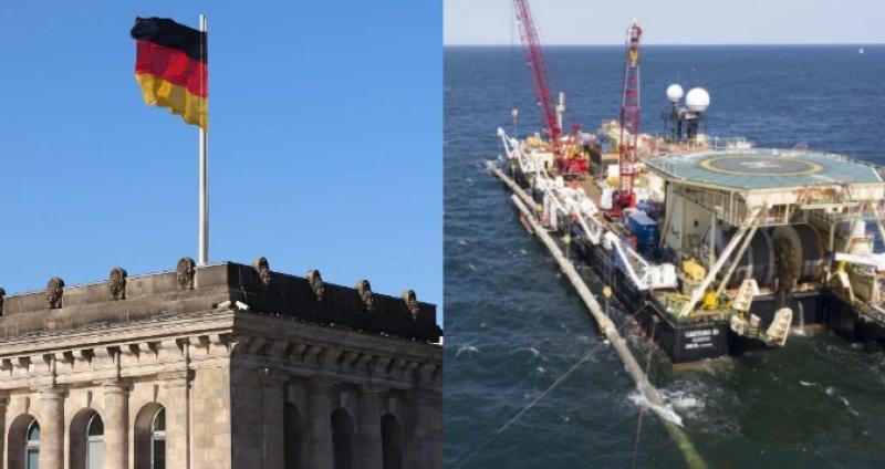 NDR, Германия, разрешиха, строителство, Северен поток - 2