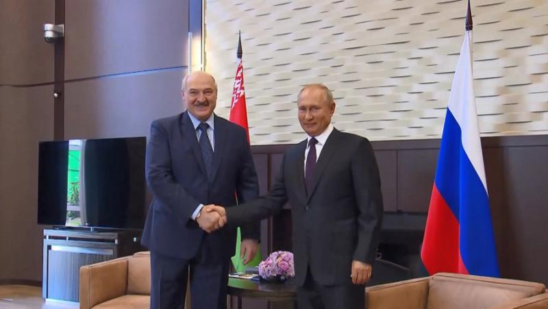 Лукашенко, Беларус, нова криза