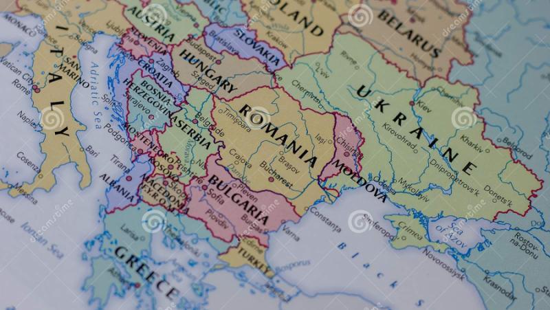 Румънски експанзионизъм, Черно море, Молдова, Карпатите