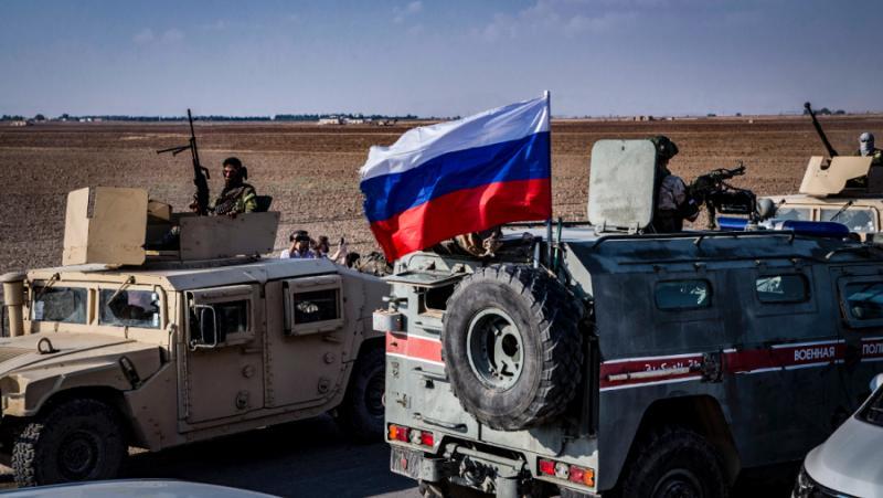 Успех, руска операция, Сирия, траен политически изход