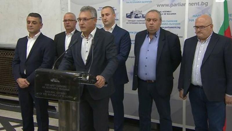 Максим Кръстев, народни представители, БСП, напуснали, Конституция, партии, демокрация