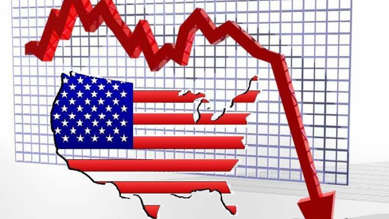САЩ, Контролирано срутване