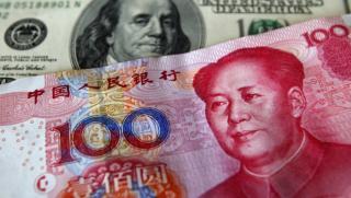 Китай, Русия,  връзка, долар, по дяволите