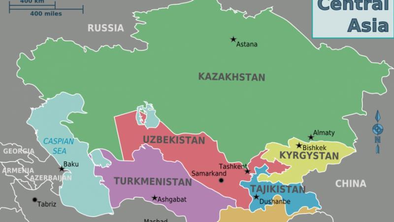 Русия, Киргизстан, разорение