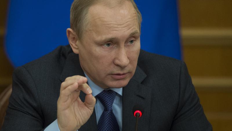Путин, врагове, Русия, притеснение, простудяване, погребение