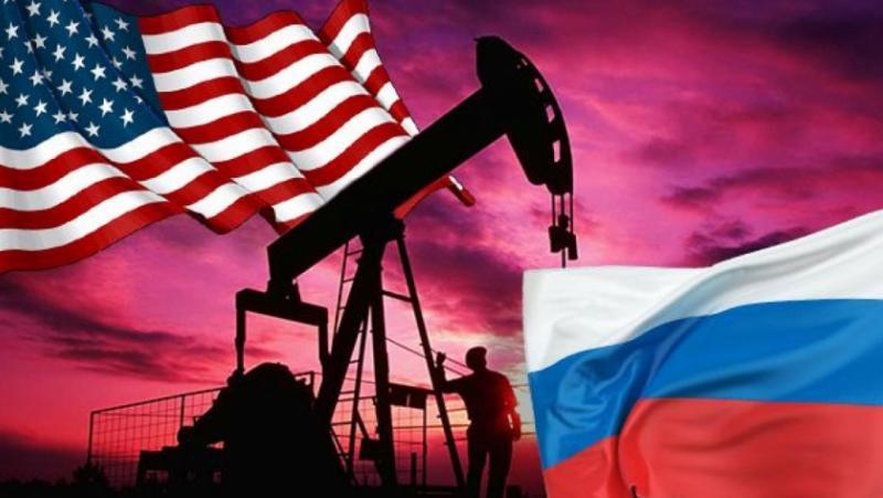 САЩ, петрол, чужбина, най-голям производител