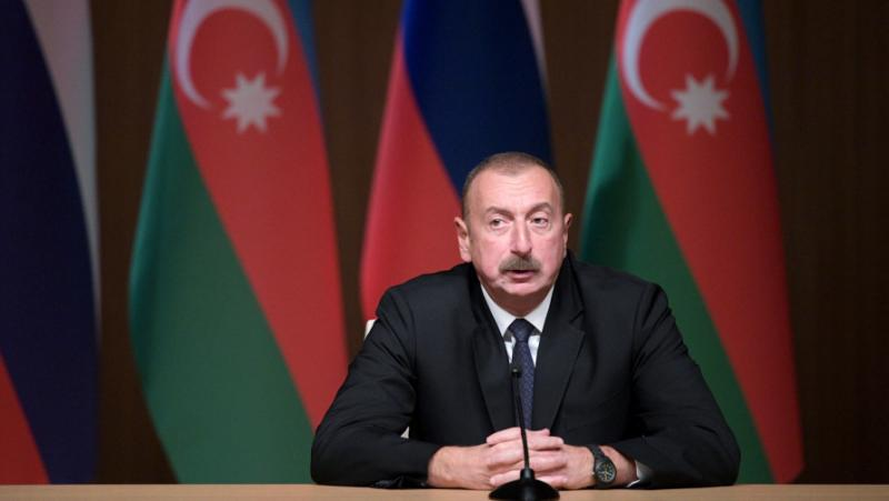 Азербайджан, отношения, Русия