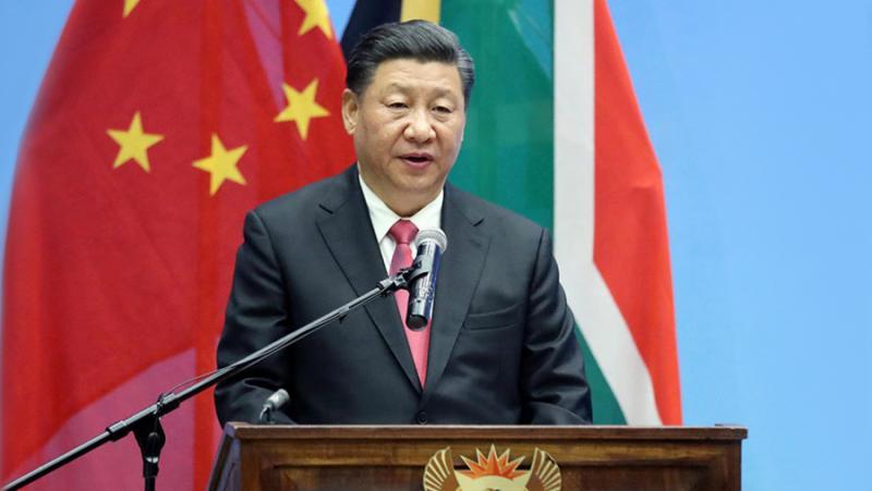 Нови граници, марксистка политическа икономия, съвременен Китай