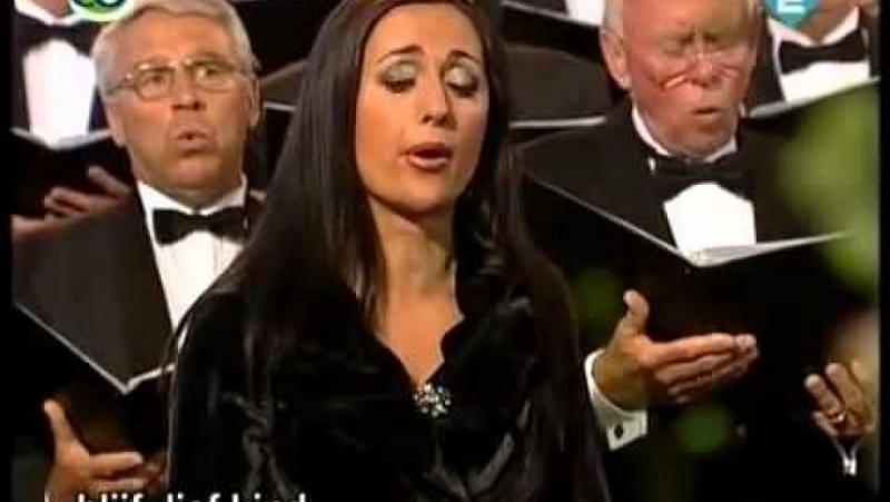 Холандски хор, Болен ми лежи Миле Поп Попйорданов
