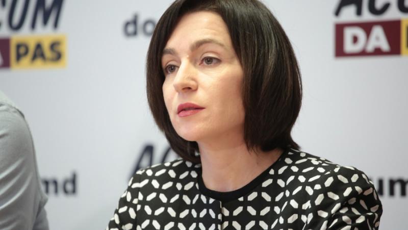 Мая Санду, проруски електорат, Спутник-V