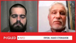 Нако Стефанов, Азиатското РВИП, отговор, война, САЩ, Китай
