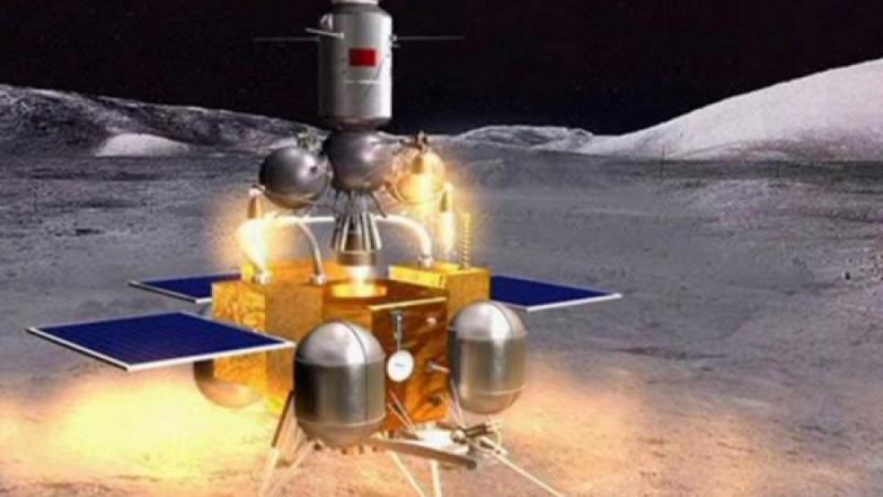 Сонда, Chang'e 5, лунната орбита