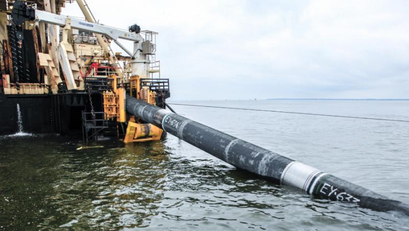 Северен поток-2, Винтершал, газ, инвестиции, строителство, руски газопровод