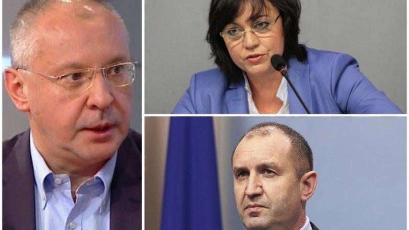 Станишев, коалиция, БСП-ГЕРБ, безпринципна сделка, власт, левицата , партия на промяната