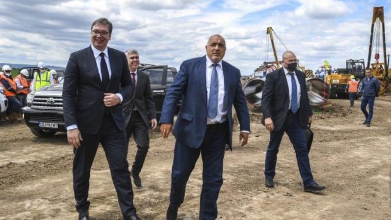 Biznes Alert, джентълменско споразумение, Русия, Балканите, ЕС, газ, Балкански поток